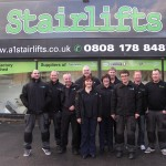 A1 Stairlifts staff
