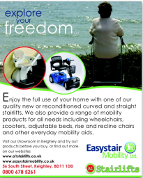 YP advert - explore our freedom
