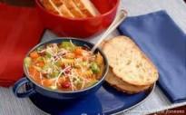 Minestone soup