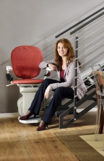 Have your stairlift seviced with A1 Stairlift Services