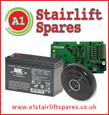 A1 Stairlift Spare Parts Website