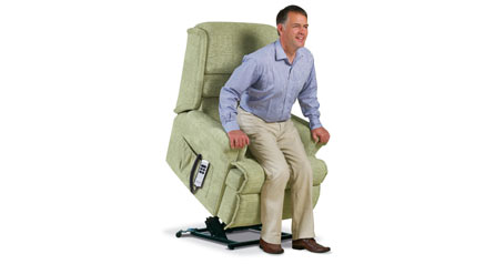 Rise and Recline Chairs and Beds with Home Delivery.