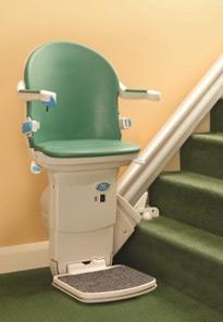 Minivator 1000 Straight Stairlift