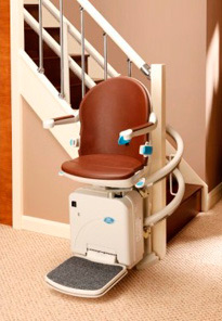 Minivator 2000 Curved Stairlift